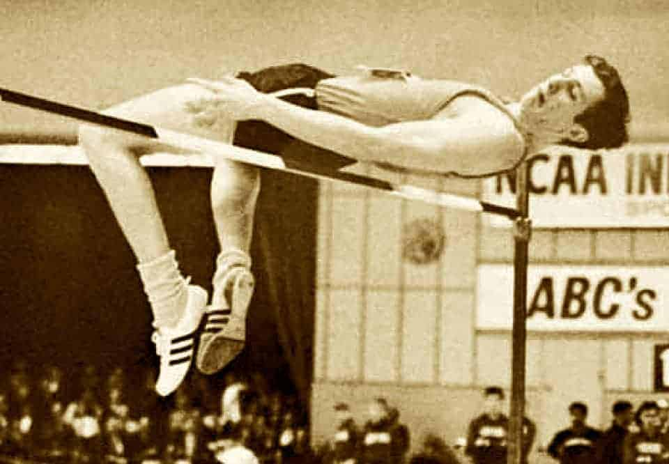 The Fosbury Flop Think different