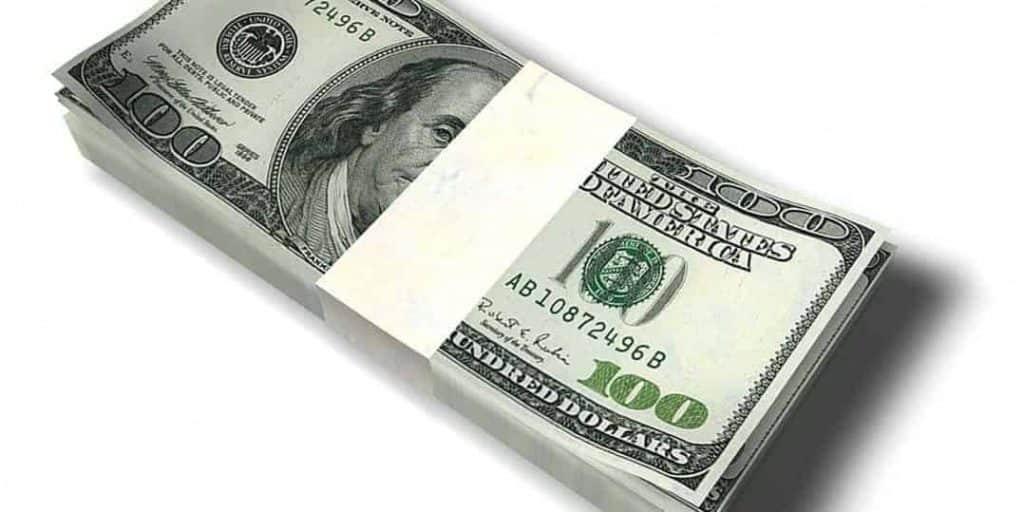 Bundle of Money saved by Procurement