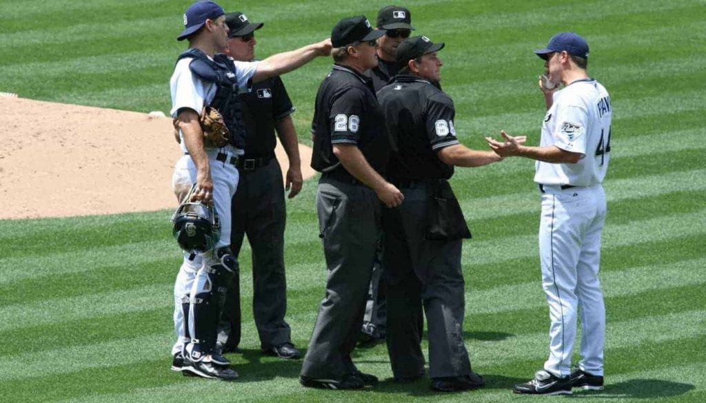 Umpires get it wrong? Why do we disagree?