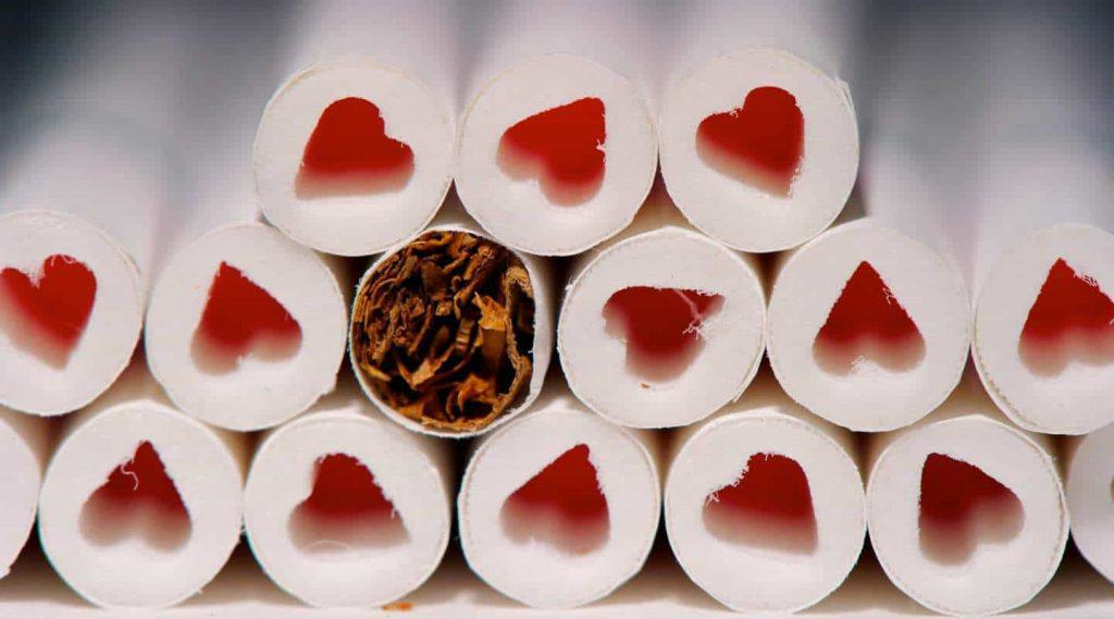 Cigarette Love? Causes littering