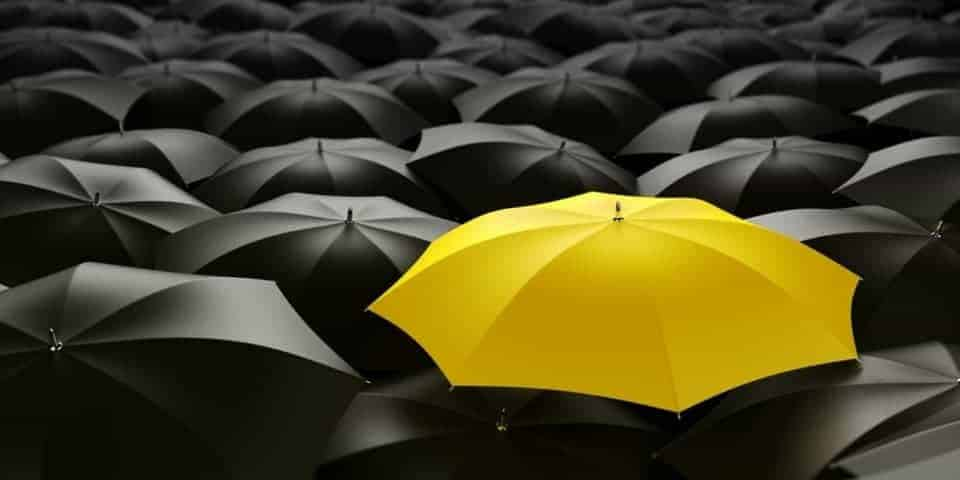 Differentiated Umbrella necessary for innovation
