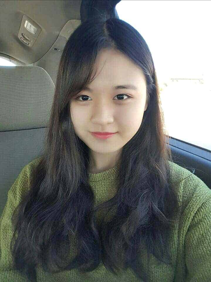 Kim Yoo Nah an angel