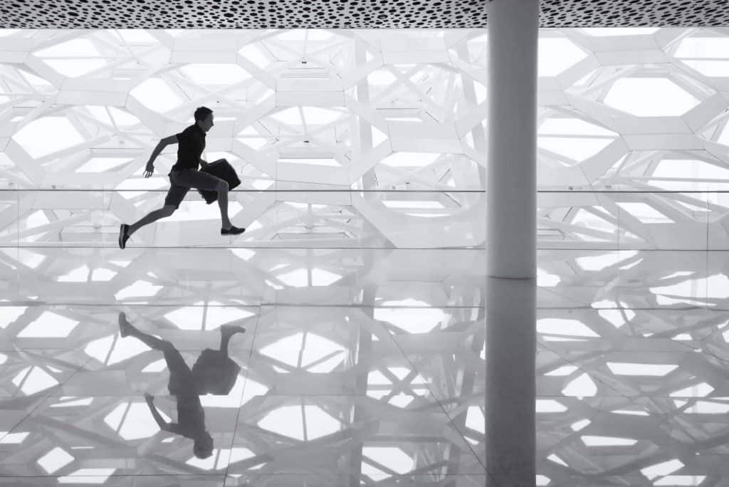 Run your supply chain like you are running for your life