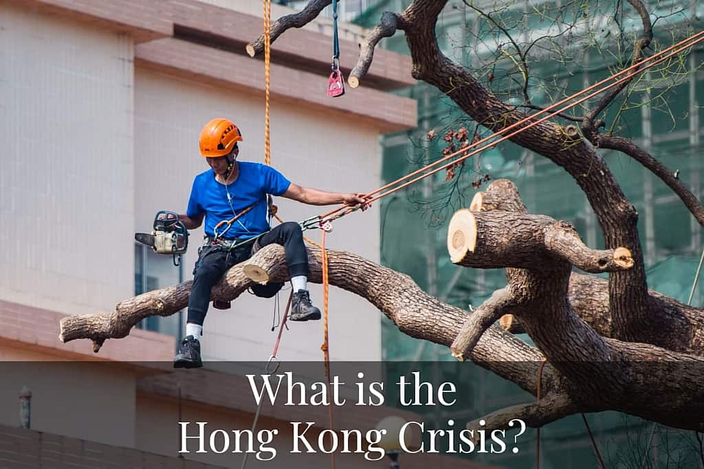 What is the Hong Kong Crisis?