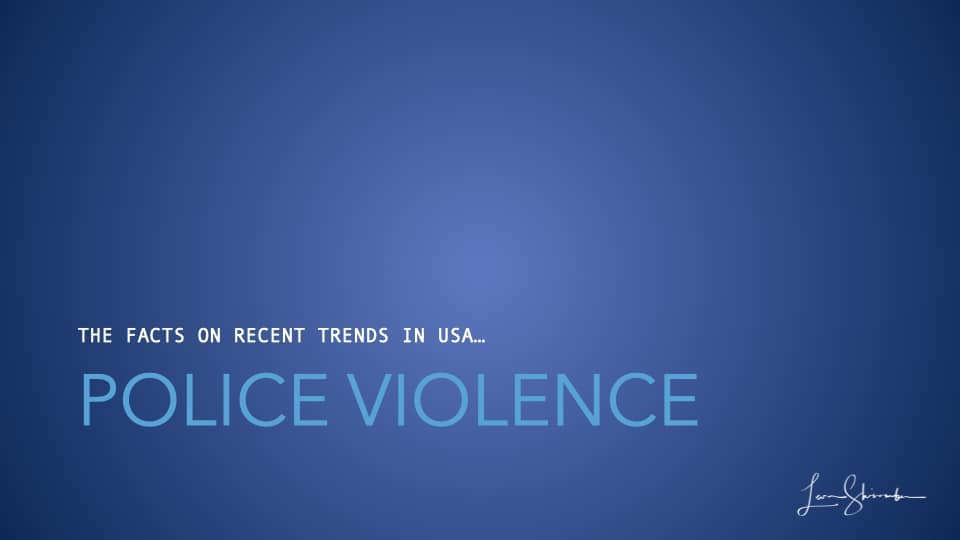 Police Violence in America visualized