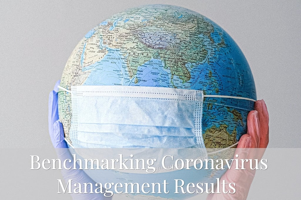 Benchmarking Coronavirus Management Results