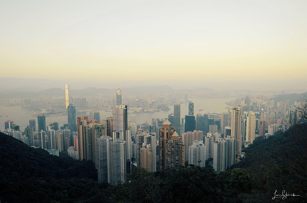 Fall of Hong Kong